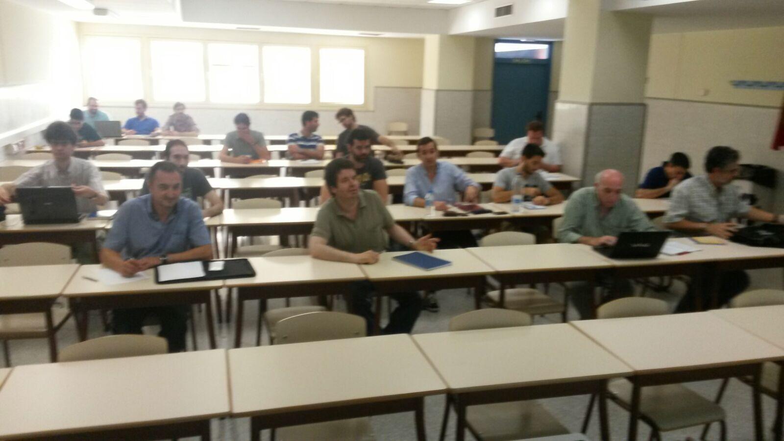 Participants al seminari